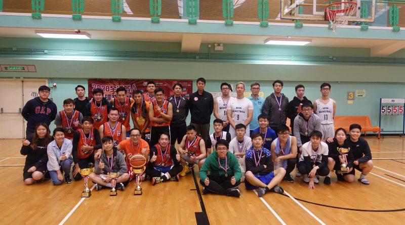 2020 全港聾人籃球錦標賽 精彩時刻
